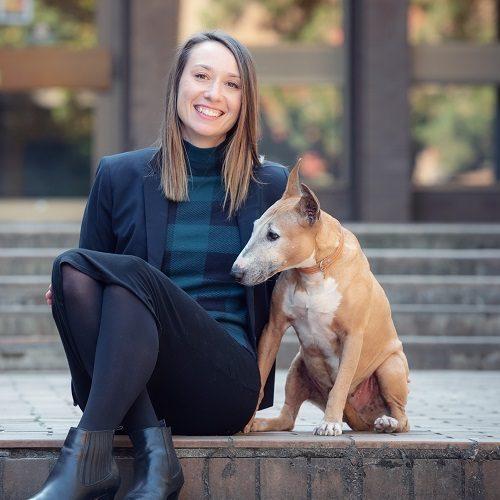 Alexandra (Sasha) Protopopova   UBC Animal Welfare Program