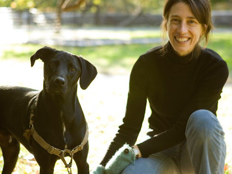 Author Knows What Goes On 'Inside Of A Dog' : NPR