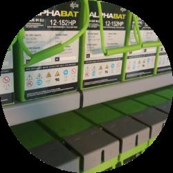 UPS  systemen, batterijen en onderhoud