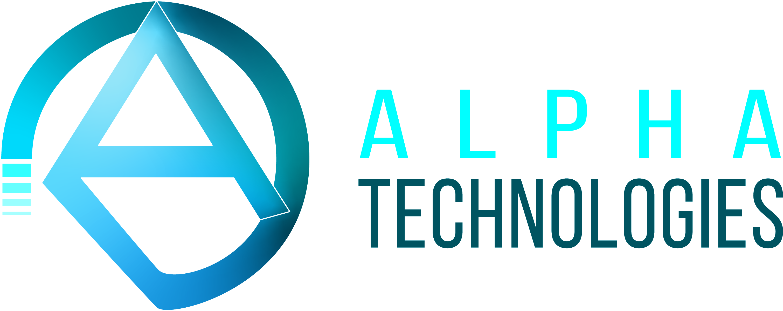 Alpha technologies logo