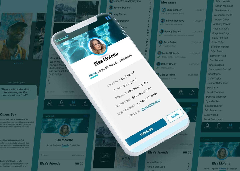 Connext app