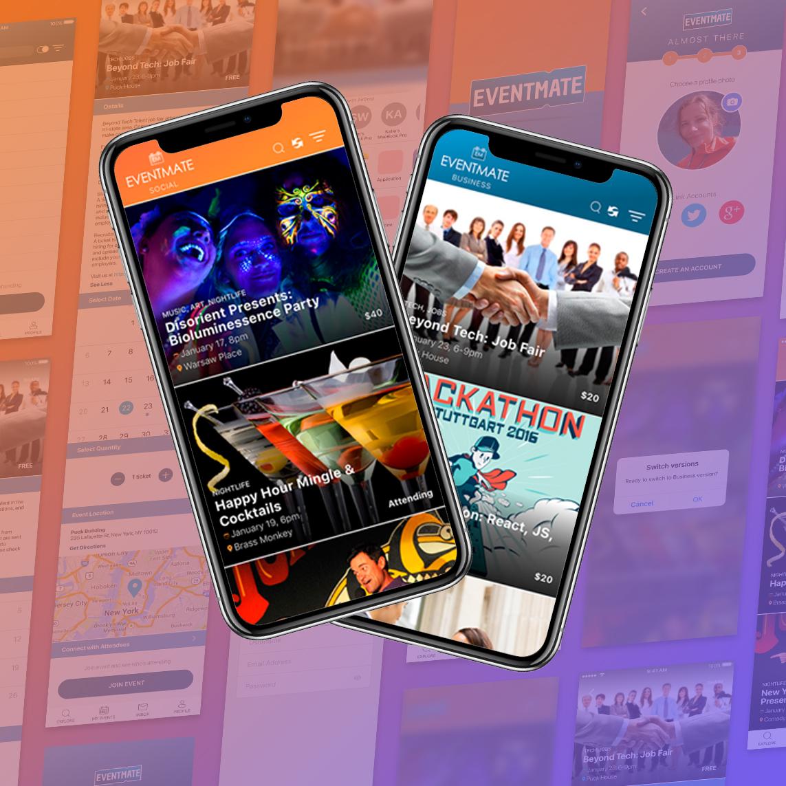 EventMate App