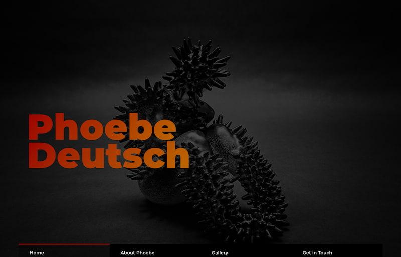 phoebe deutsch website