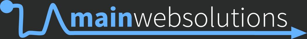 Das Logo von main websolutions
