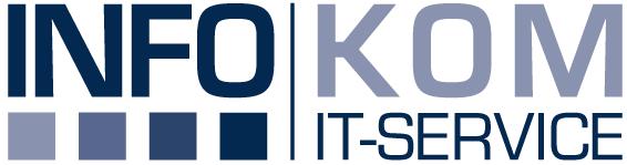 Das Logo von der Infokom GmbH