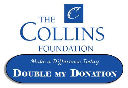 Collins Foundation - Make a difference today.
