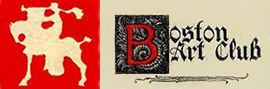 The Boston Art Club Logo