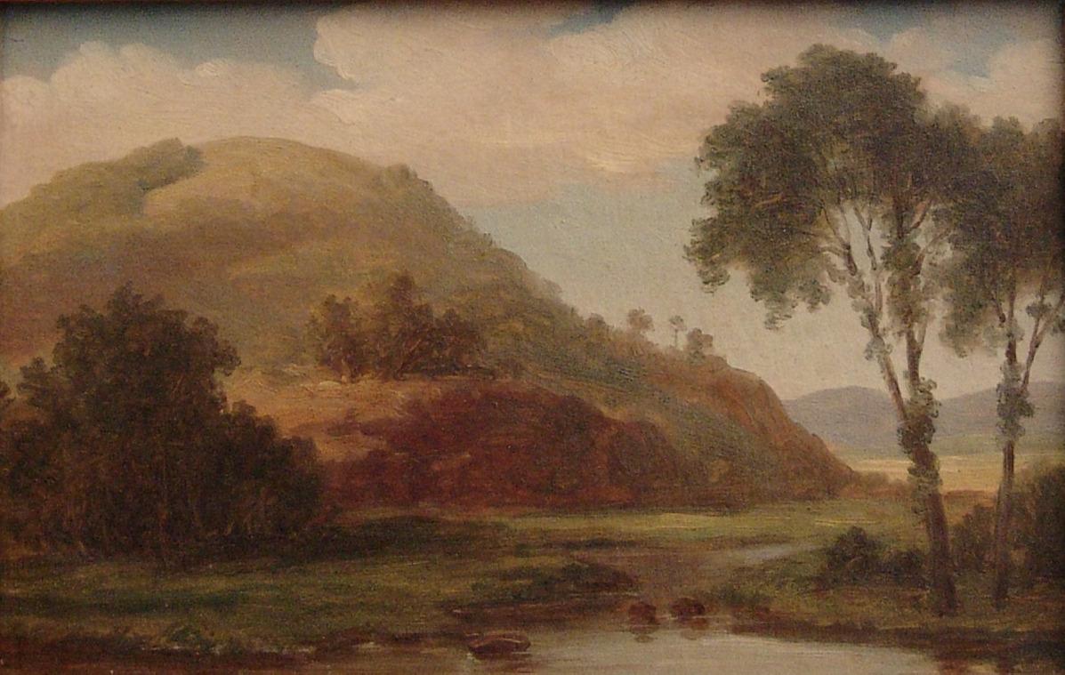 American School Painting