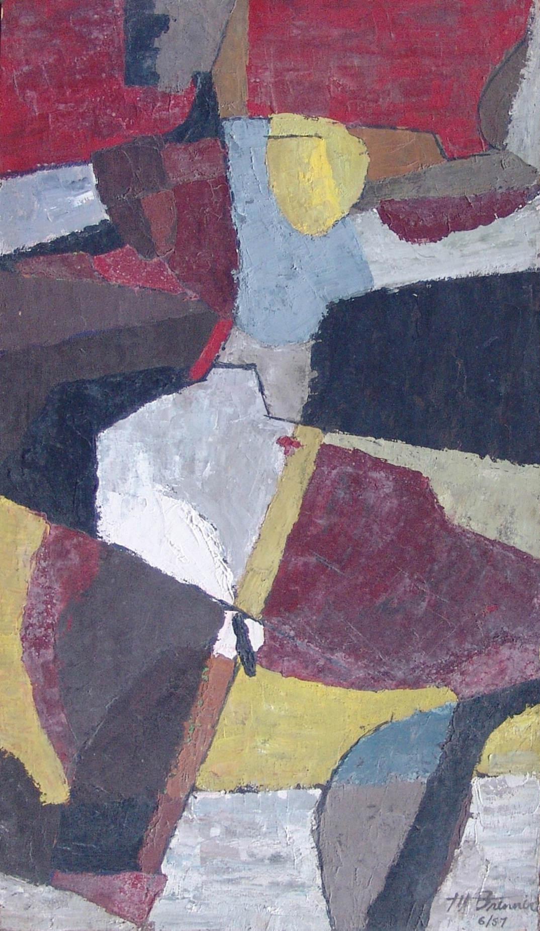 art brenner oil painting