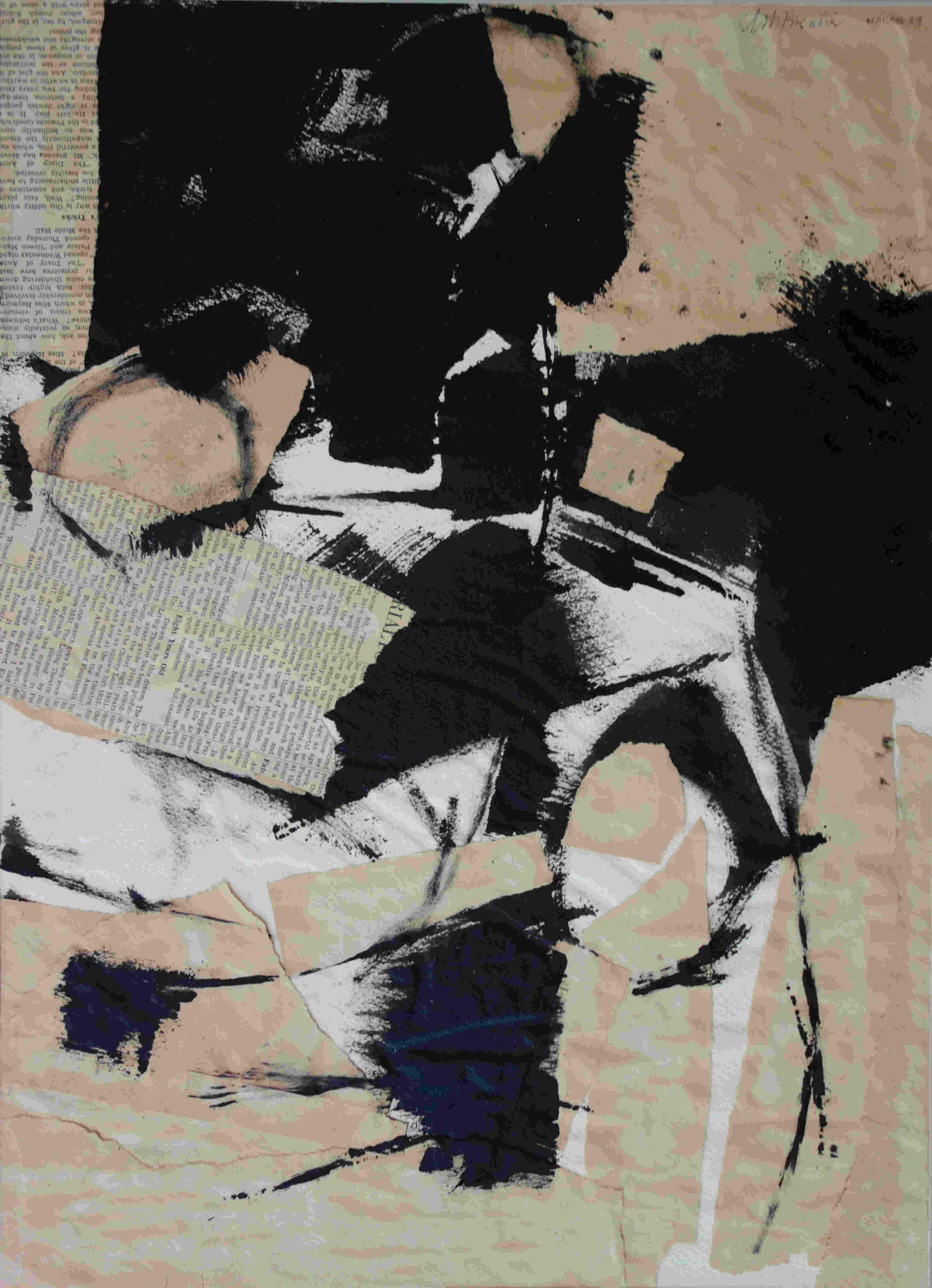 art brenner collage