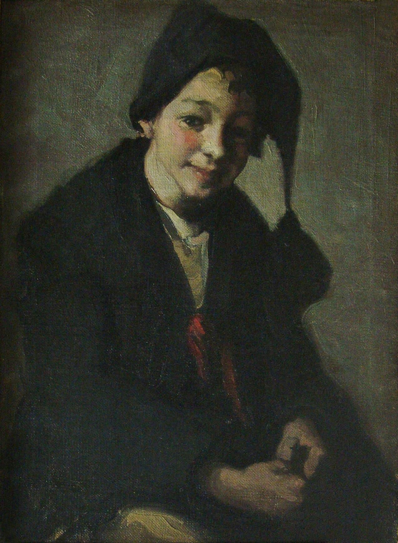 george luks painting