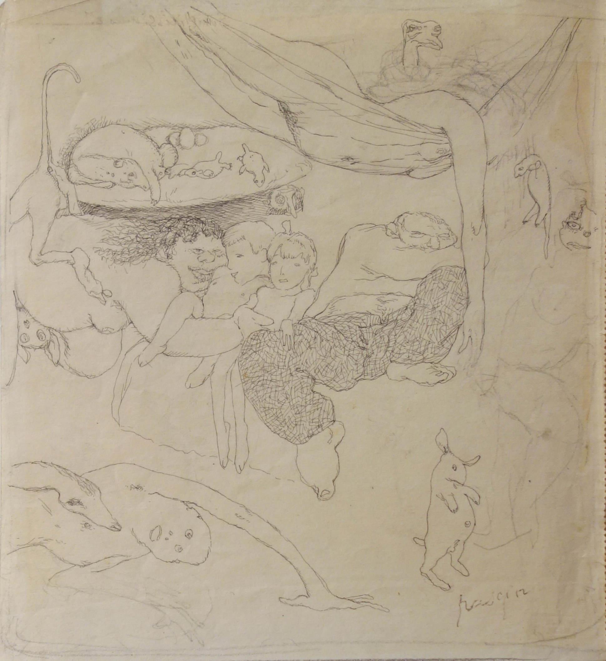 jules pascin drawing