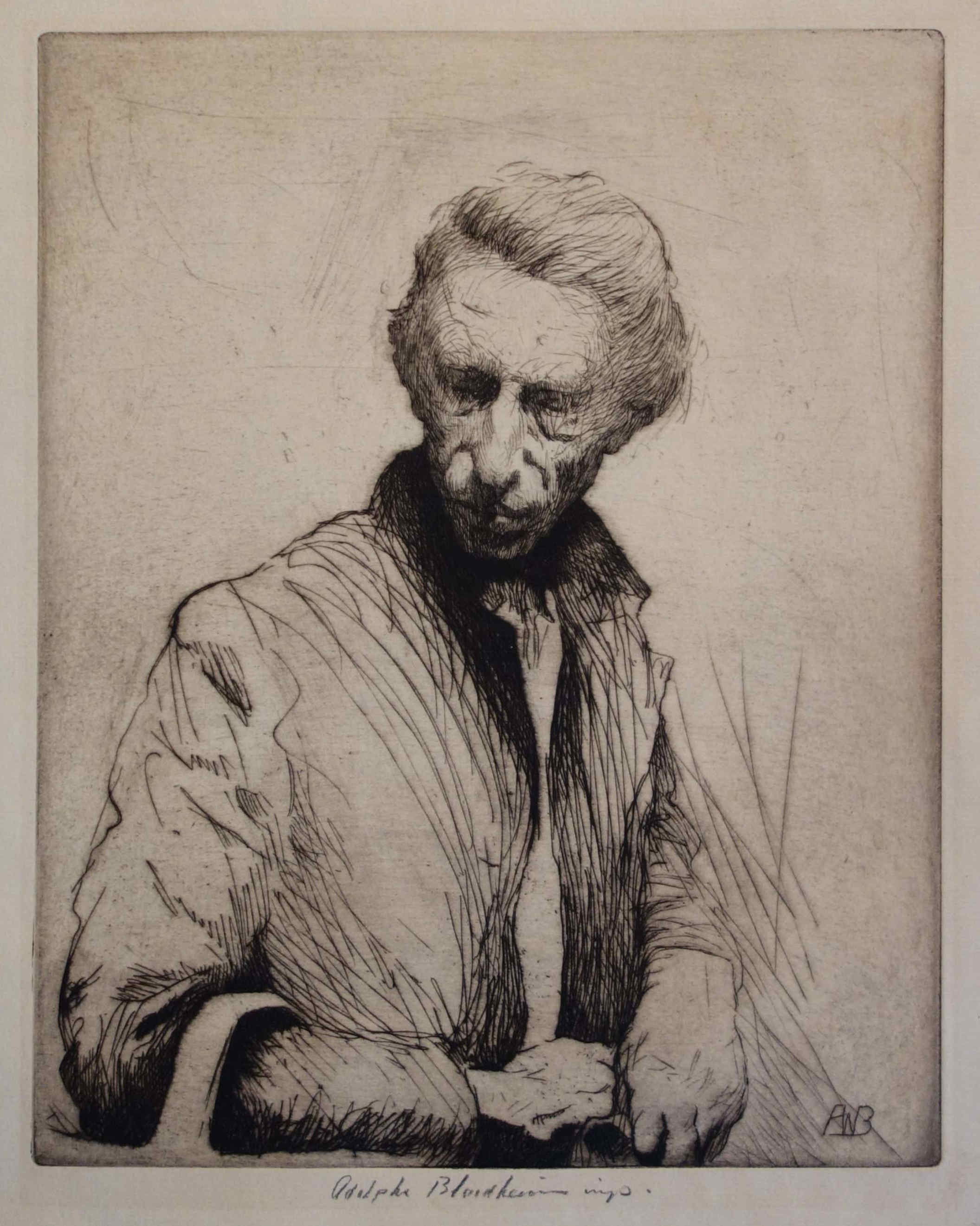 adolphe blondheim etching