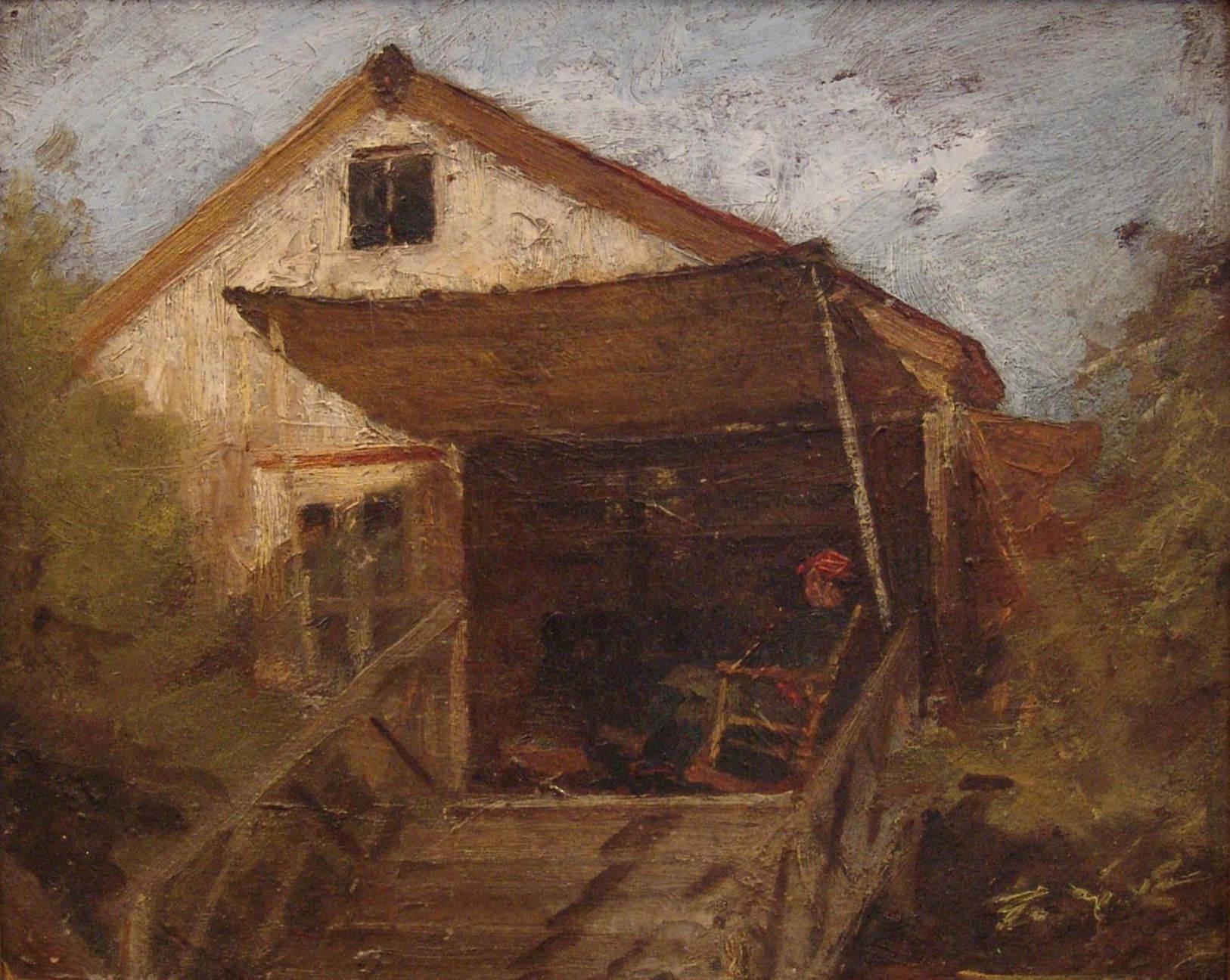 frank duveneck artist