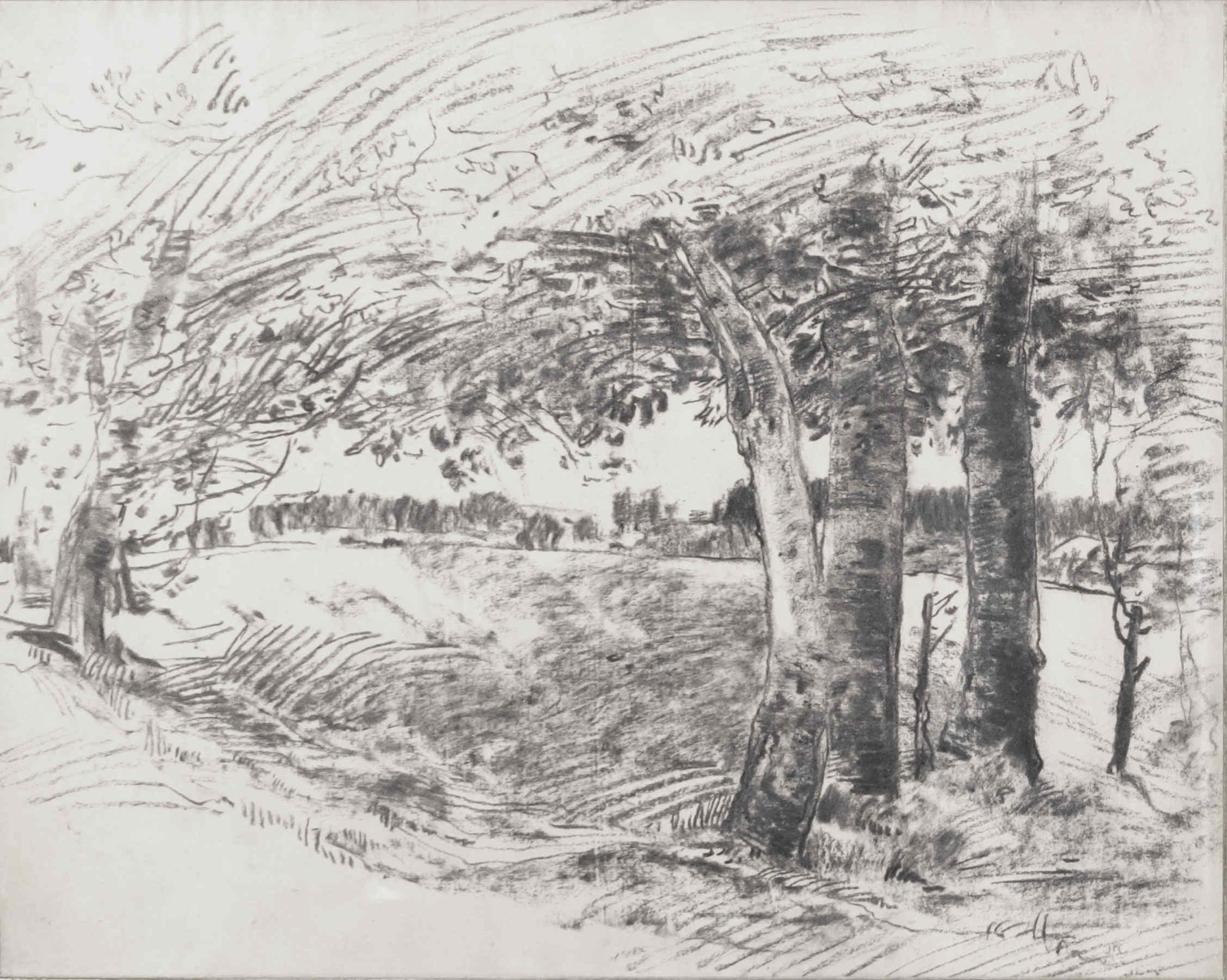 joseph frank currier landscape
