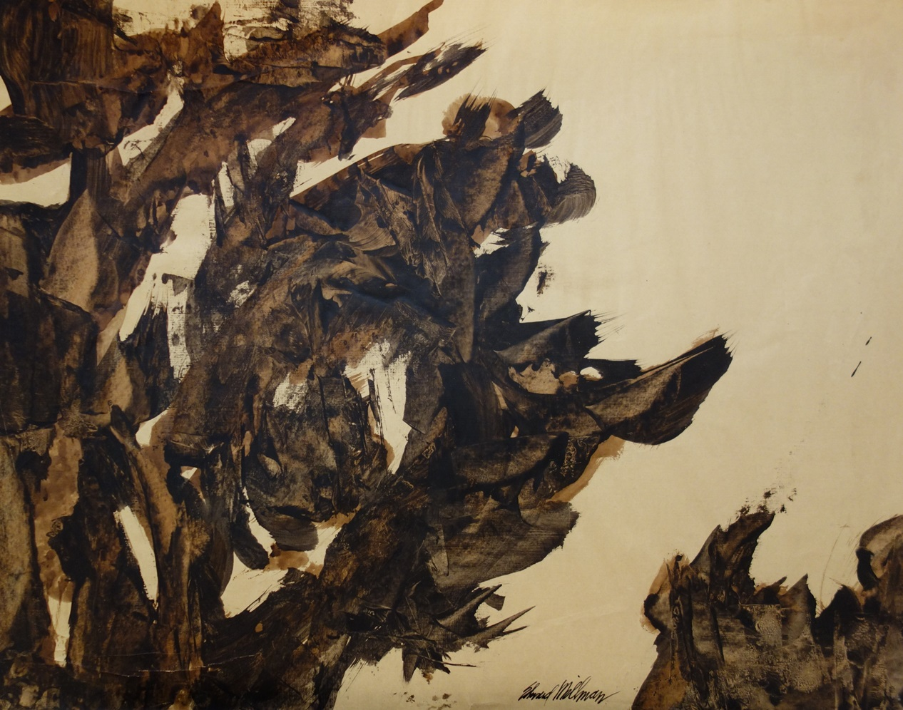edward millman artist