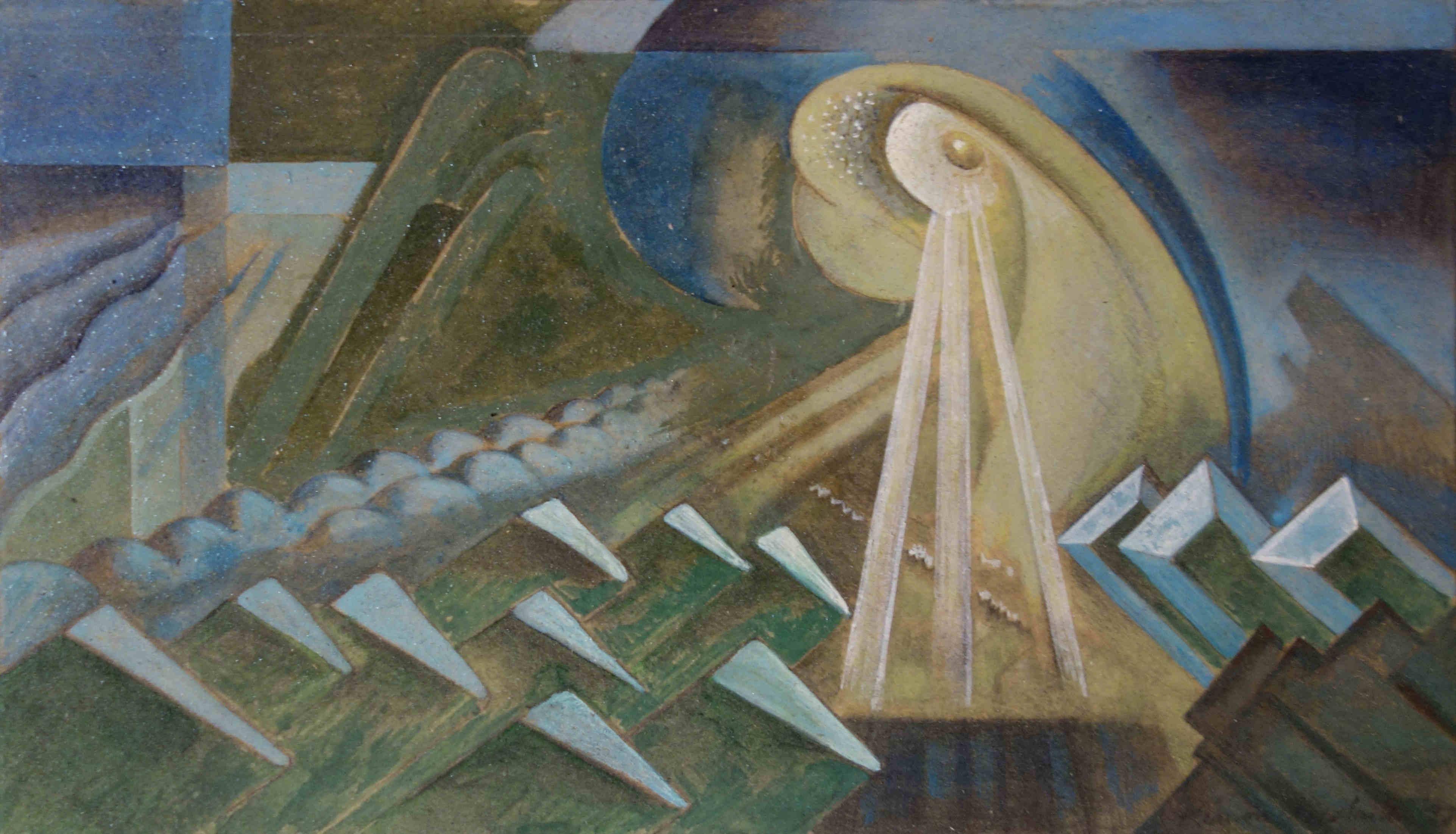 Kimon Nicolaides Artist