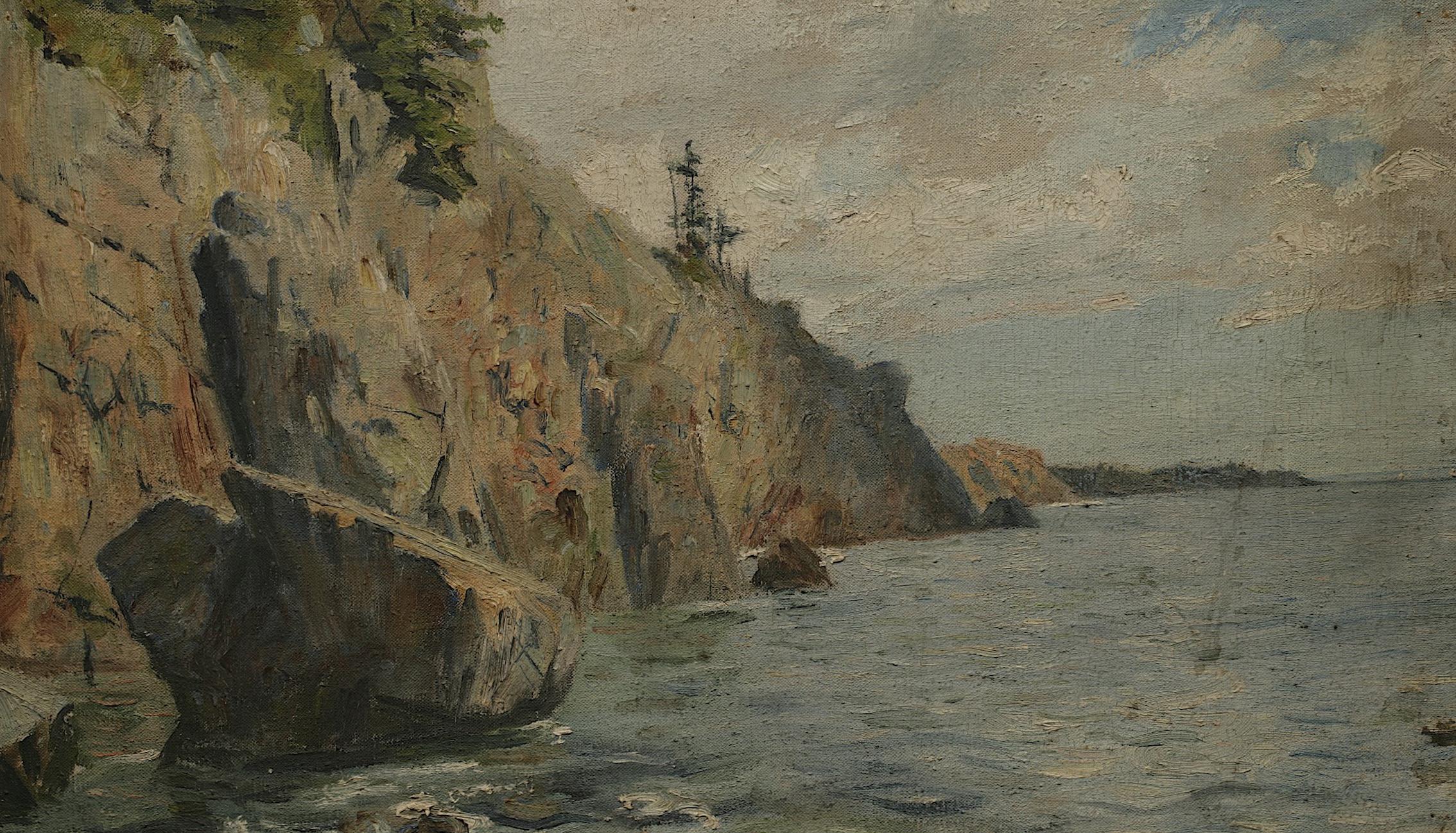 francis draper jr painting