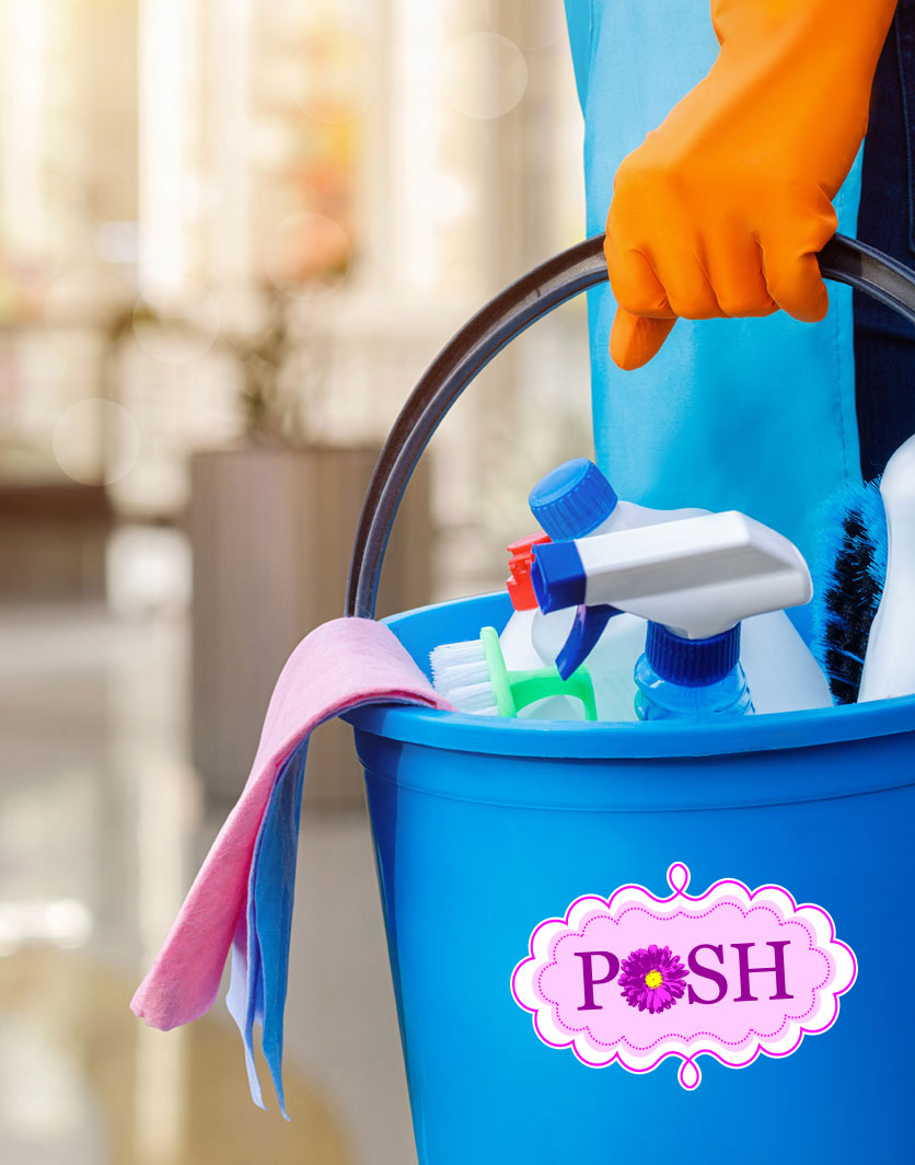 Professional Home Cleaning & Sanitizing | Posh Cleaning Services