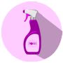 Professional & Brand-Name Supplies | Posh Cleaning Services, Find the dust bunny | Maid | Sanitization