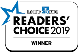 POSH Cleaning Service Hamilton Spectator Readers' Choice 2019 Winner