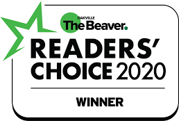 POSH Cleaning Service Oakville The Beaver Readers' Choice 2020 Winner