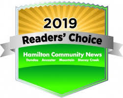 POSH Cleaning Service Hamilton Community Votes 2019 Winner