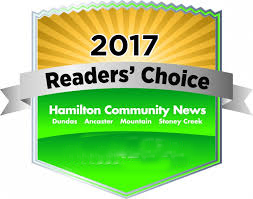 POSH Cleaning Service Hamilton Community Votes 2017 Winner