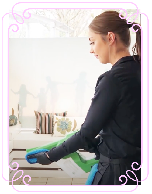 POSH Cleaning Service | POSH Maid Service - Electrostatic Disinfectant Spraying Service