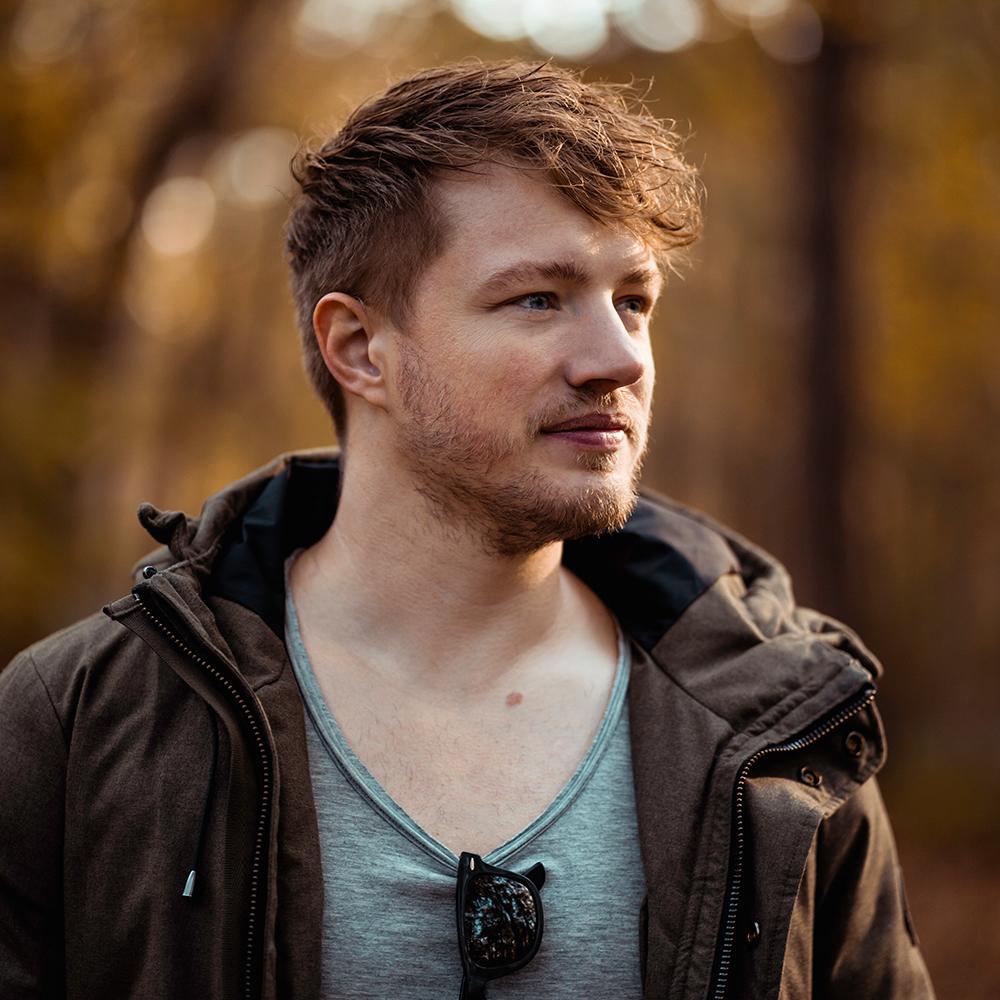 Portret Dave Adriaanse - Media