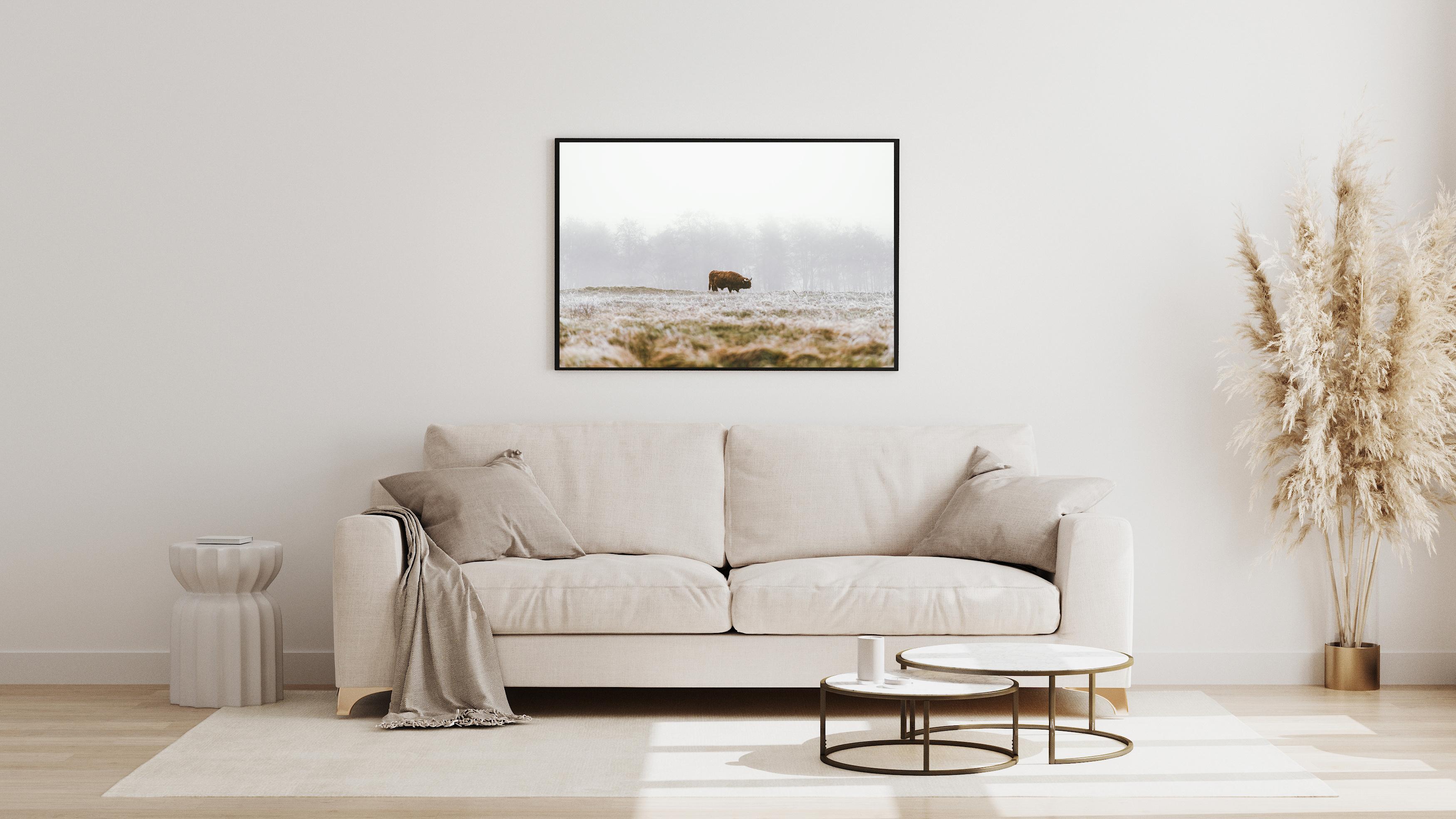 Foto voor aan de muur