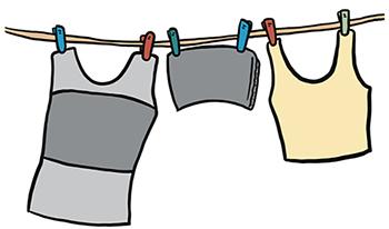 illustration of binders