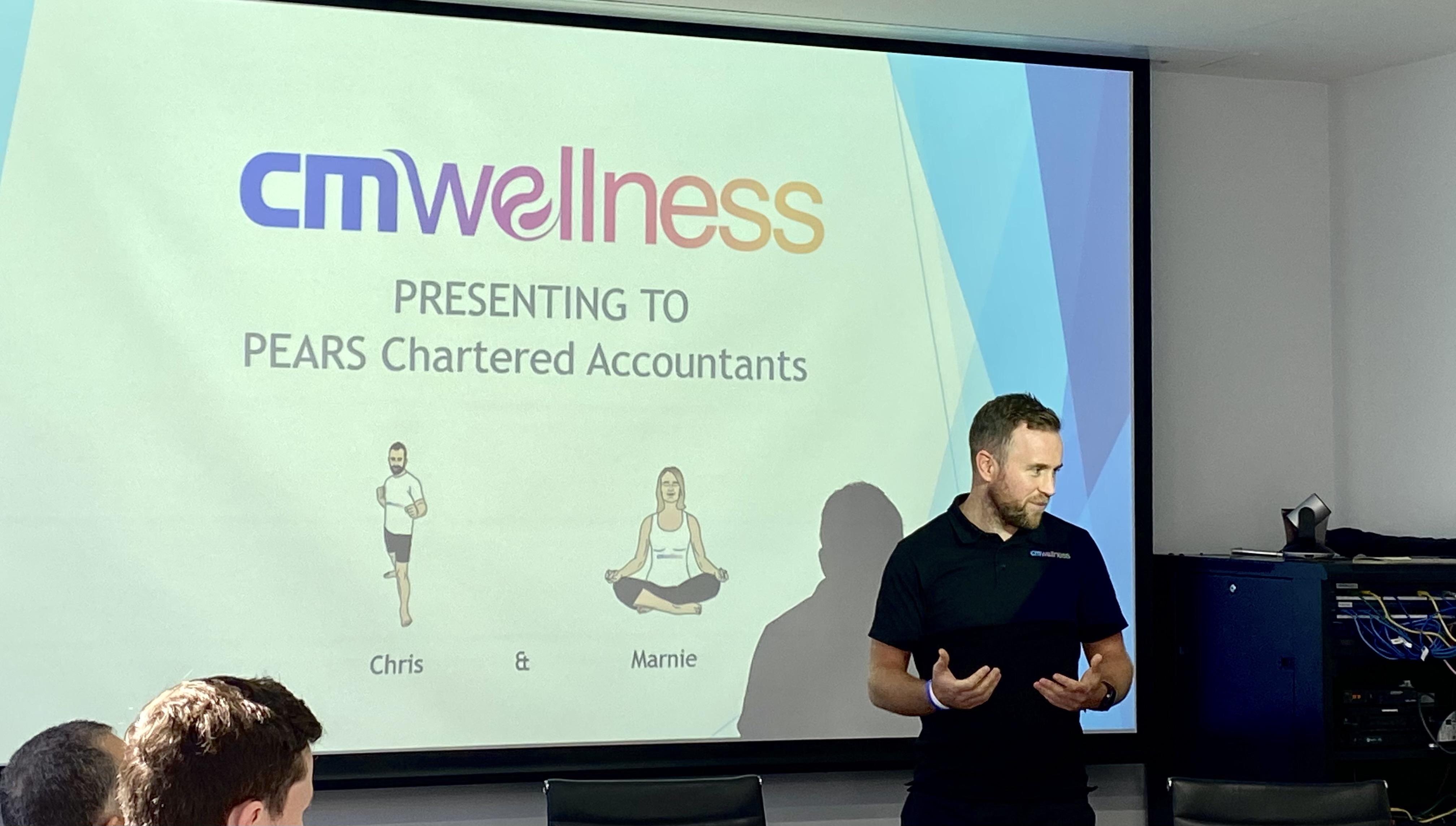 CM Wellness Presentations