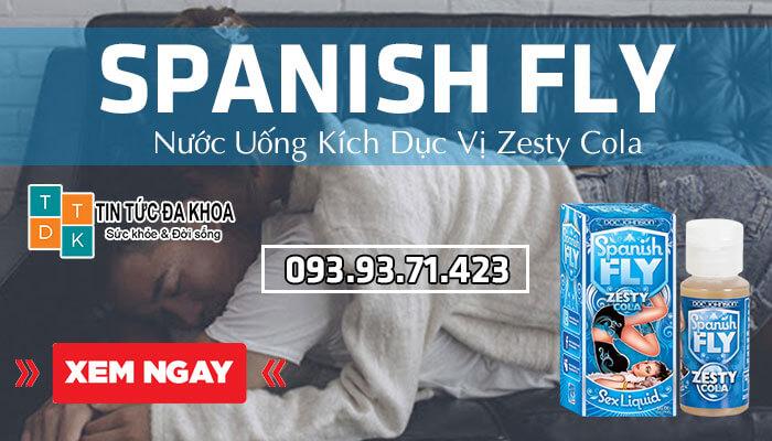 spanish fly zesty cola
