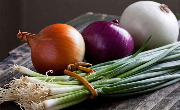 Hành tây và những tác dụng đối với sức khỏe