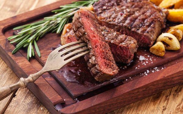 Thịt bò thúc đẩy sản xuất testosterone