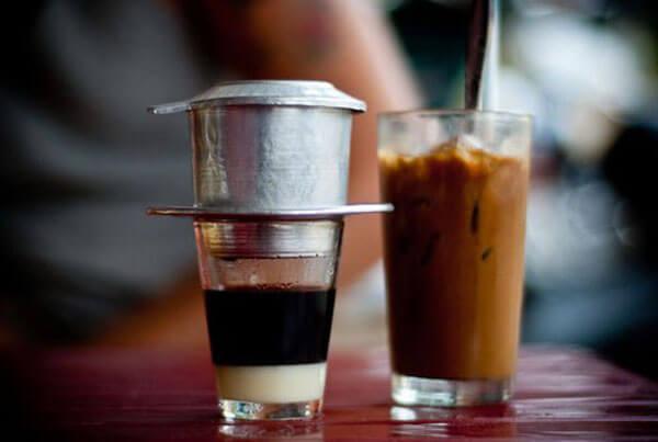 Cà phê sữa thúc đẩy máu chảy đến dương vật
