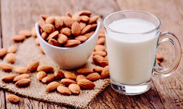 Sữa hạnh nhân cải thiện sinh lý phái mạnh