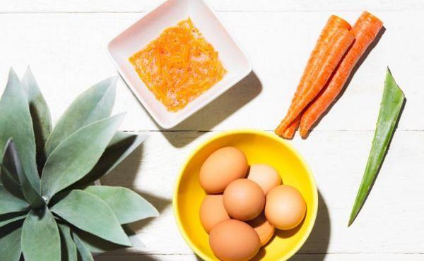Trứng gà, cà rốt, mật ong chữa xuất tinh sớm