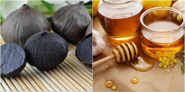 Tỏi đen ngâm mật ong giúp tăng testosterone