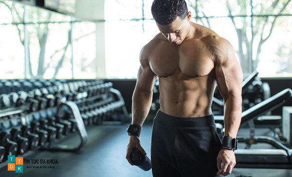 Tác dụng đối với thể hình của nam giới