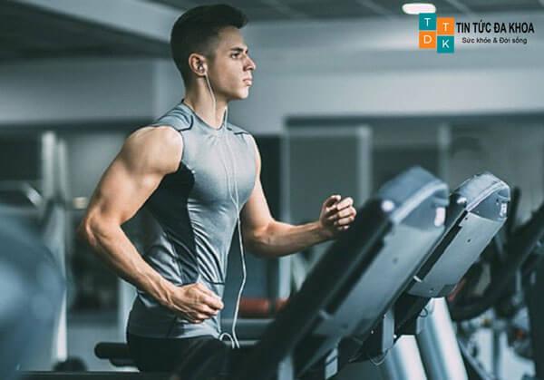 Thời điểm tập luyện phù hợp với sức khỏe sinh lý