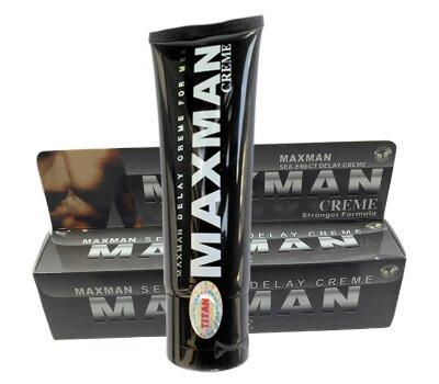 gel tăng kích thước dương vật maxman