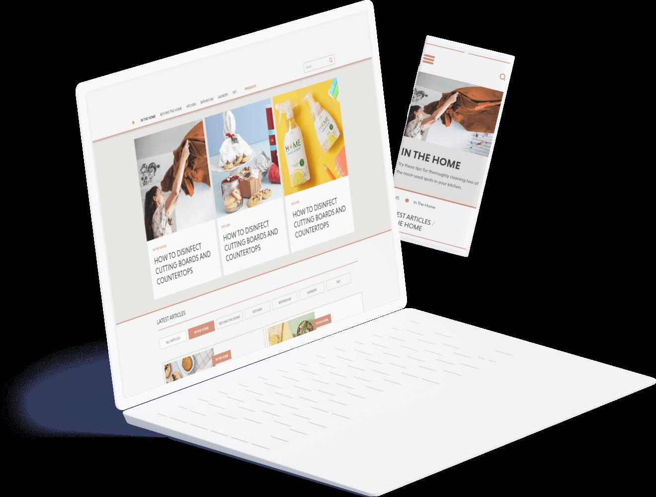 effective & agile web revamp