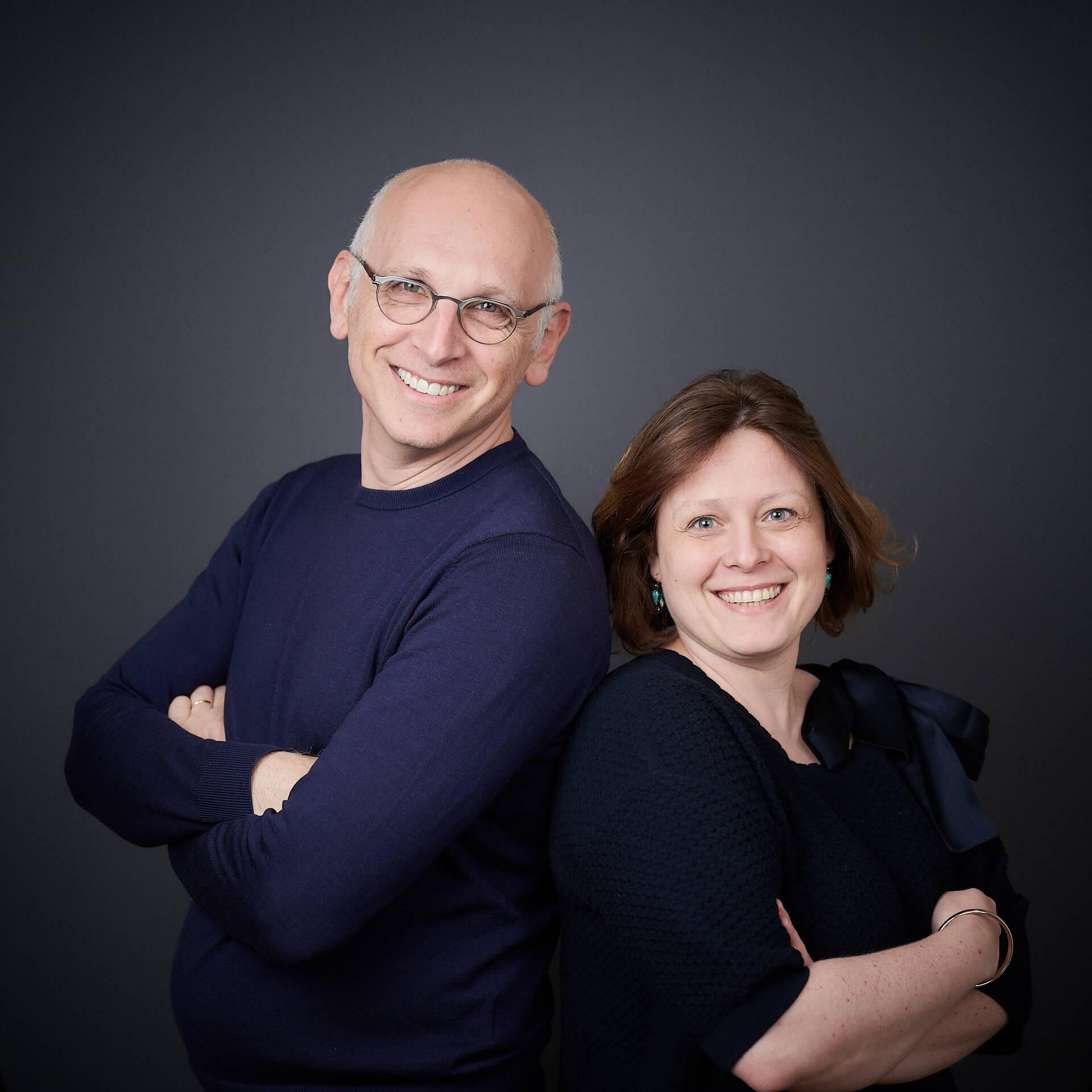 Eric et Anne-Cécile TTP