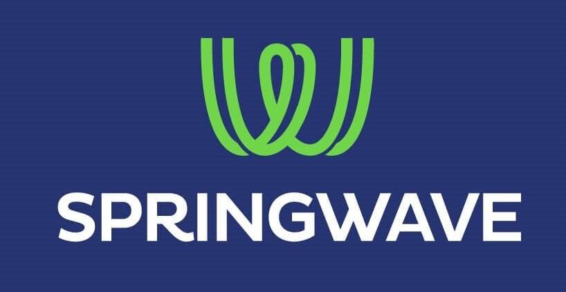 Springwave logo