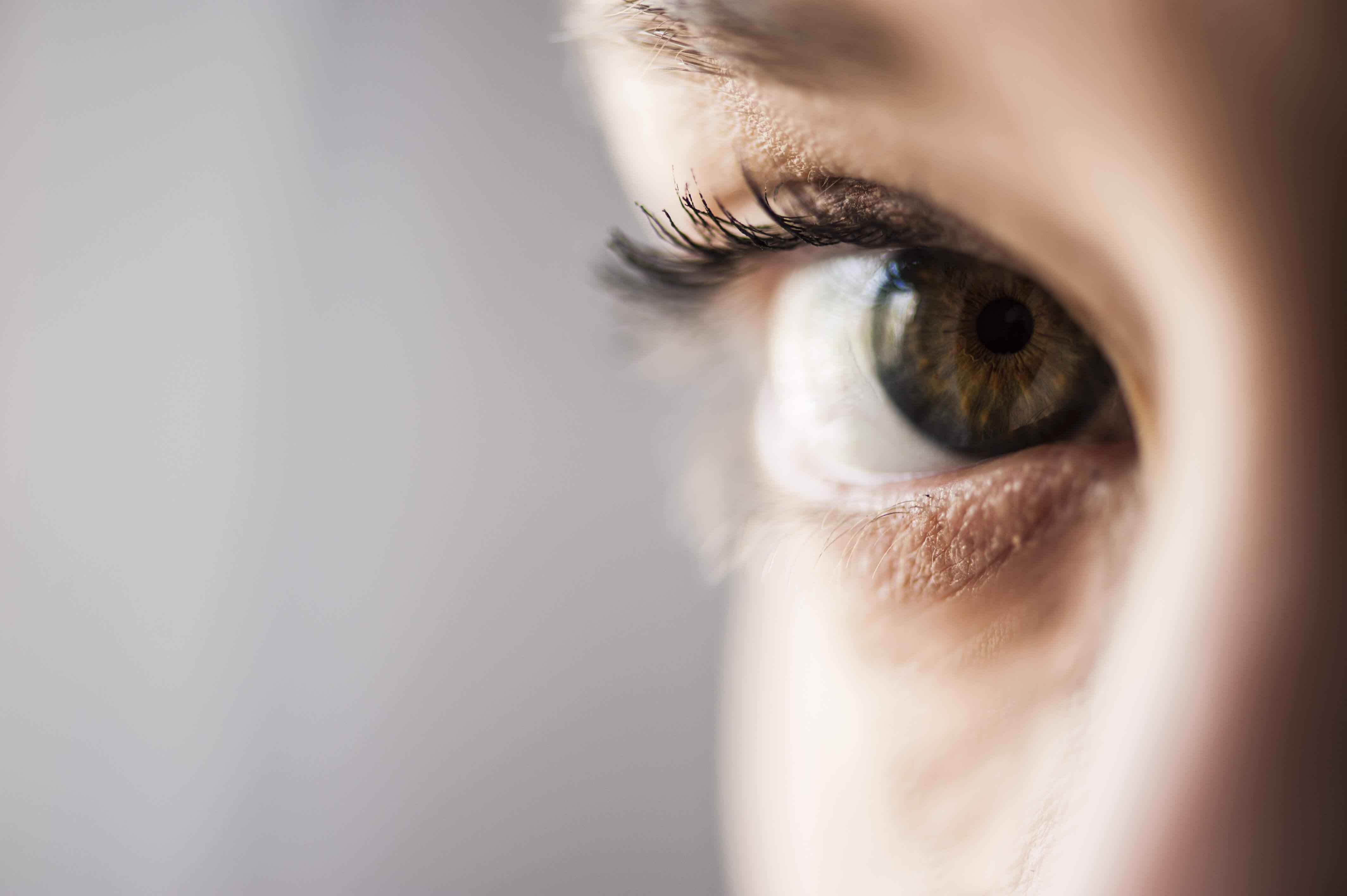 raisons de pitcher avec les yeux