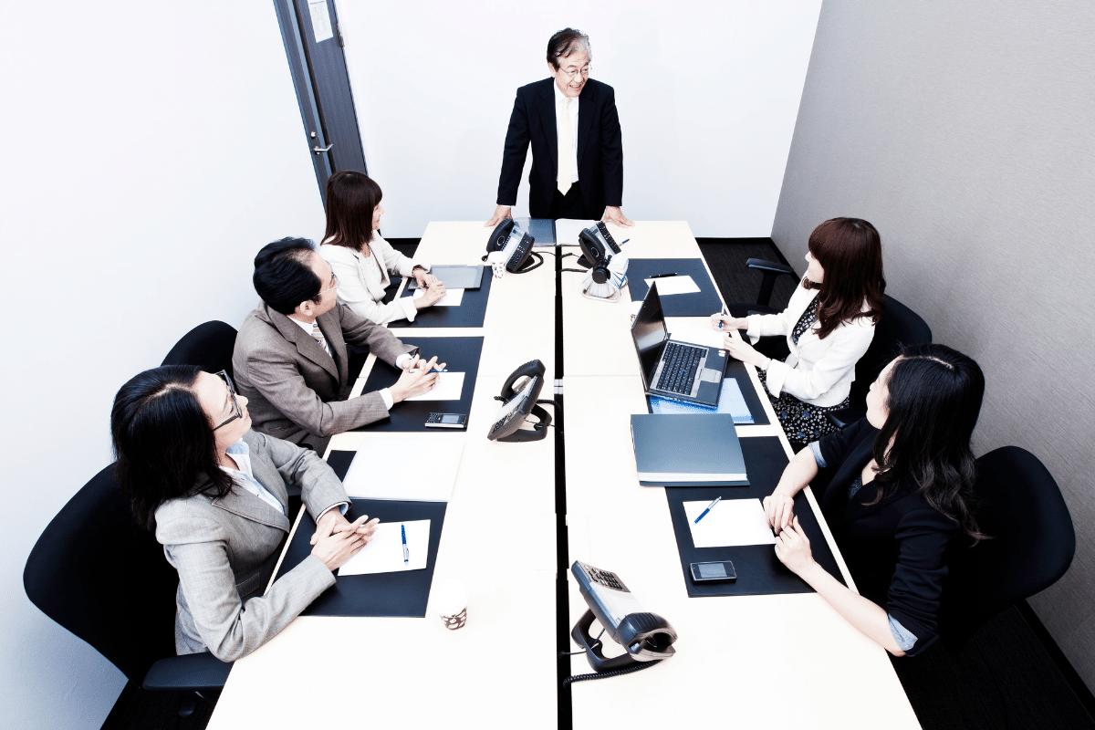Comment les japonais nous aident à faire des réunions plus efficaces ?
