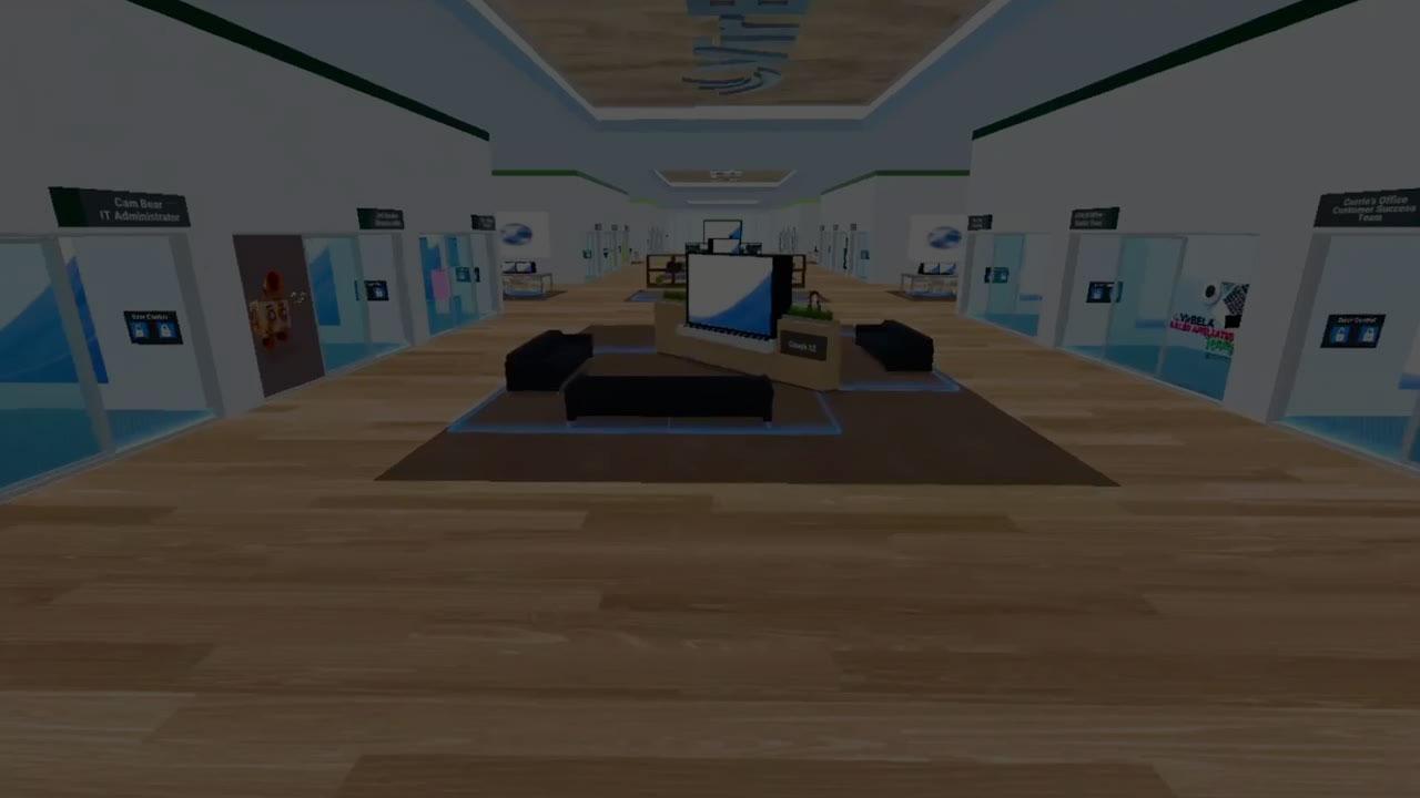 Virbela virtual private team suite