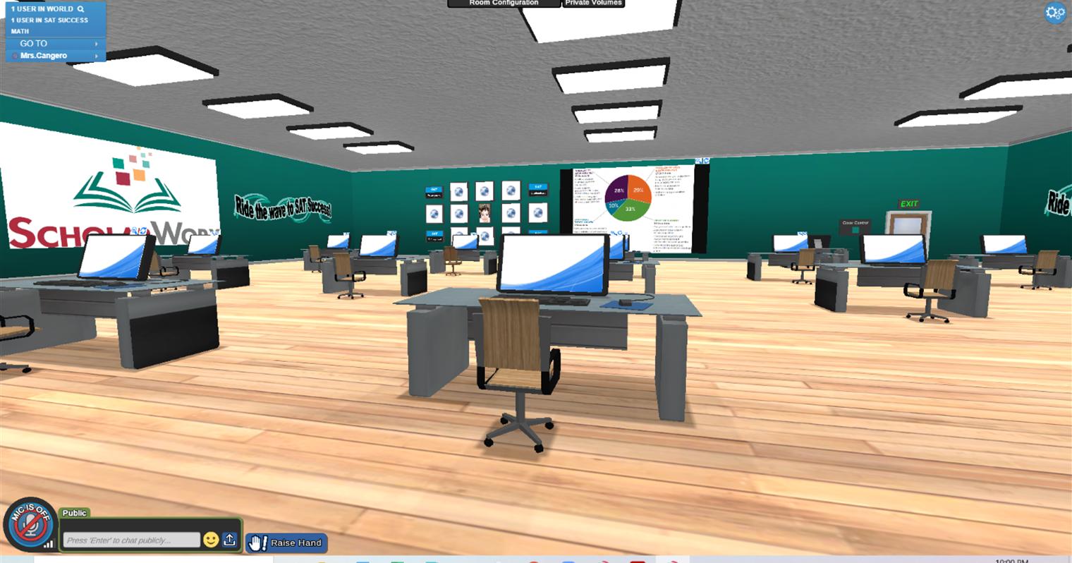 ScholarWorx Classroom photo